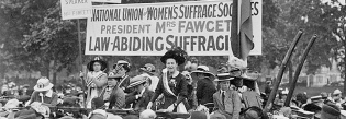 fawcett-and-suffragists